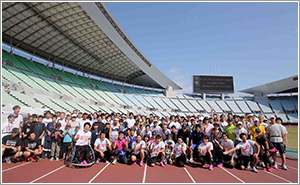 Olympic Day Events in Japan