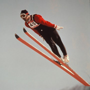 The Japanese ski-jumping team, nicknamed the