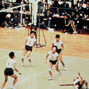 Japan women's volleyball team,