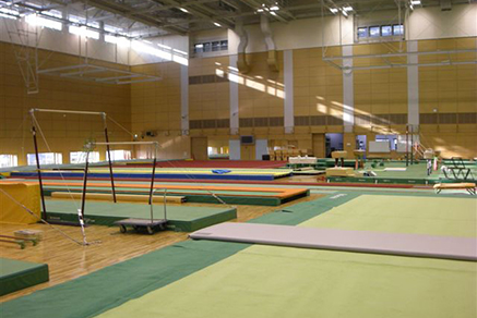 Indoor training center Artistic Gymnastics03