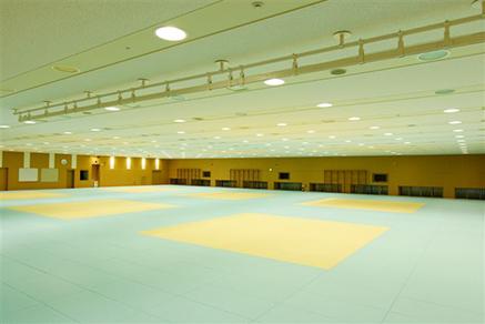 Judo Indoor Training Center Ajinomoto Ntc Joc