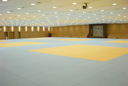 Indoor training center Judo02