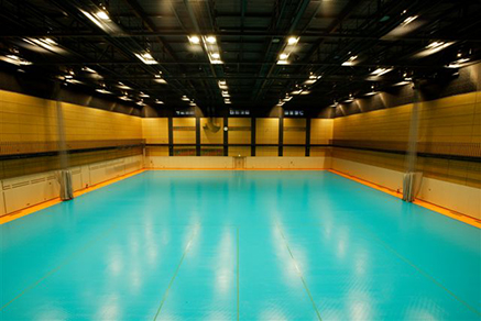 Indoor training center Volleyball01