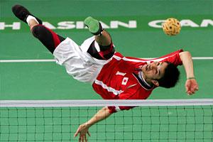 アジア競技大会セパタクロー競技
