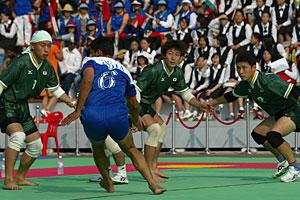 アジア競技大会カバディ競技