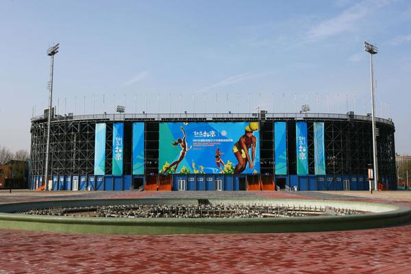 北京オリンピック2008 競技会場 ...