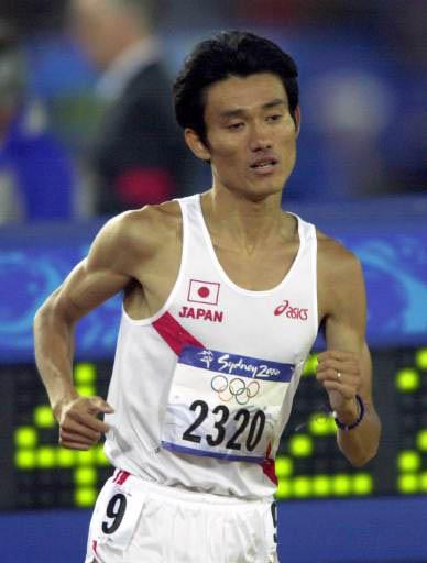 シドニーオリンピック2000 大会レポート 陸上、男子10,000メートルで ...