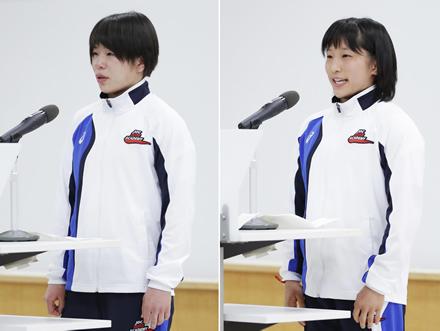 写真】東京2020大会へ7名が新し...