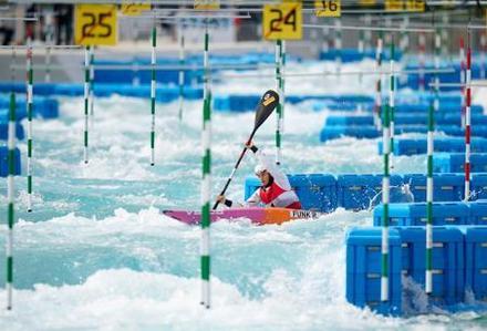 オリンピックのカヌー競技・女子メダリスト一覧
