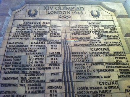 1948年ロンドンオリンピックのサッカー競技