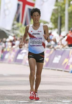 オリンピック マラソン 男子
