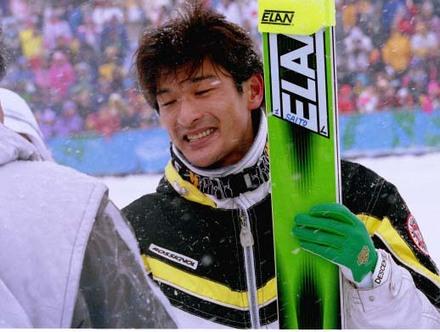 写真】1998/2/17 ジャンプ 斉藤 ...