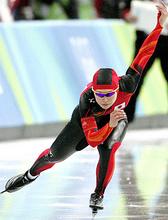 JOC - スピードスケート 大菅小百合選手