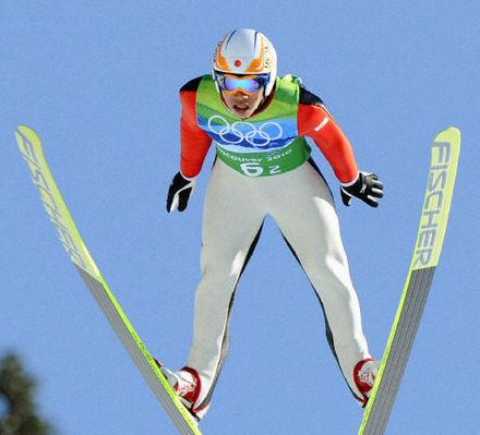 写真】スキー・ジャンプ ラージ...