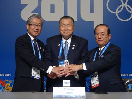 森 会長 オリンピック