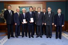 JOC - 日本馬主協会連合会がJOCに助成金を贈呈