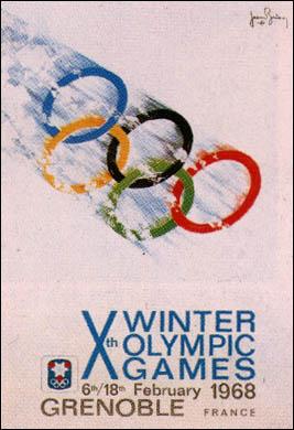グルノーブルオリンピック