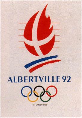 アルベールビルオリンピック