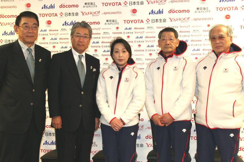 JOC - TEAM JAPAN DIARY: ジャパ...