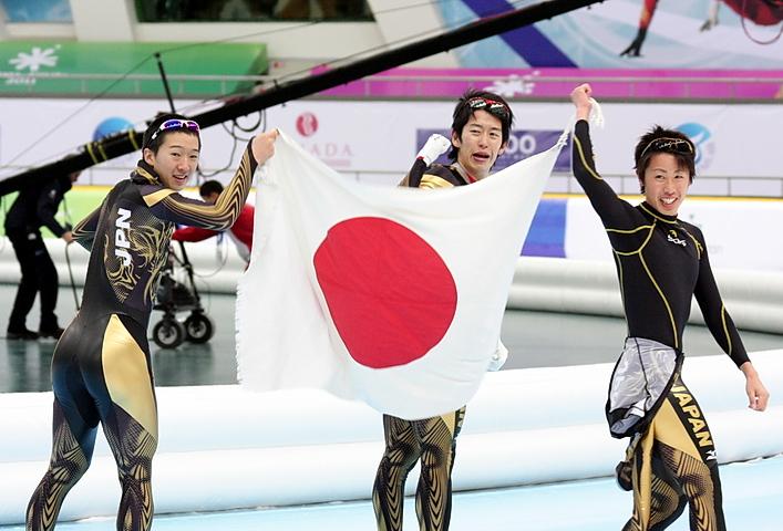 JOC - JOC NEWS: 【アジア冬季大会 ...