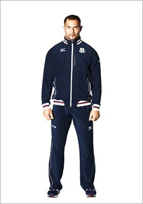 ロンドンオリンピック2012 オフィシャルスポーツウエア - JOC